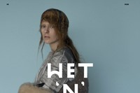 Dazed & Confused December 2010, 'Wet 'n' Wild', Ph