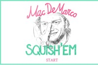 Mac DeMarco Squish Em Game