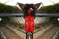 E.V. Day and Kembra Pfahler / Untitled 1, 2012 / 4