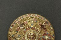 The Kingston Brooch, 7th Century AD