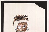 Satchmo by Jean Michel Basquiat, 1985