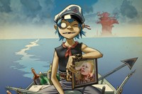 Jamie Hewlett - The Young Fool and the Sea