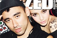 Nicola Formichetti on Dazed