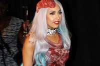 Lady Gaga at the 2010 MTV VMAs