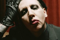 Marilyn Manson by Jeff Henrikson
