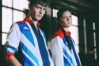 BEN and AMALIA wear Team GB kit by STELLA MCCARTNE