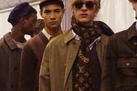 Louis Vuitton AW17 Menswear Paris Dazed