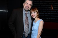 Oliver Platt and Zoe Kazan