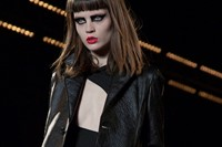 Saint Laurent AW15, Dazed runway, womenswear, Paris