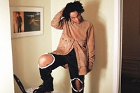 Luka Sabbat, Dazed, Mike the Ruler Brianna Capozzi