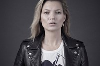 Kate Moss for Save the Arctic campaign