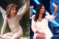 Love on the Look (1891) / Kim at Ellen Show