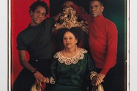 Lyle Ashton Harris, Mother and Sons II, 1994