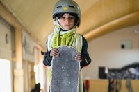 Skate Girls of Kabul Jessica Fulford-Dobson
