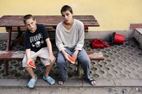 Teenage life in a Czech detention centre