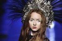 Lily Cole for JPG SS07 HC