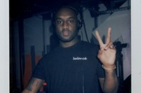 Dazed Virgil Abloh Off White party polaroids