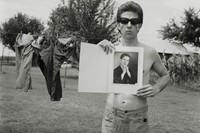 Larry Clark, Billy Mann 1961, Print: 2014
