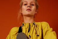 Lottie Moss Ryan Rivers photography Katy Fox styling Dazed