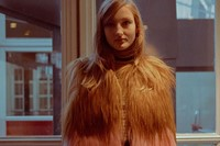 Sonia Rykiel AW15, Dazed, womenswear, faux fur stole