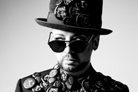 Dior Homme campaign Boy George Willy Vanderperre