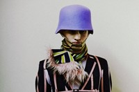 Walter Van Beirendonck 'Crossed Crocodiles Growl' AW14
