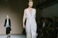 Hugo Boss SS16 womenswear New York Evan Schreiber