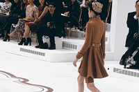 Chanel Haute Couture AW14 Susie Bubble Karl Lagerfeld