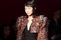 Schiaparelli Haute Couture AW14 Paris Susie Bubble