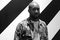 Virgil Abloh at the Copenhagen International Fashion Fair