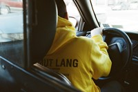 helmut lang taxi new york fashion