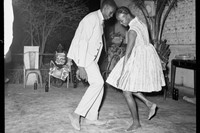 4. Malick Sidibé, Nuit de Noël (Happy-club), 1963