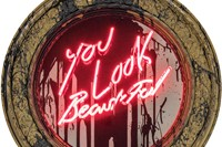 Keep Smiling by Mr Brainwash