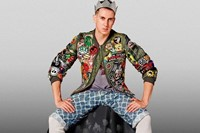 Jeremy Scott The People's Designer poster documentary film