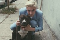 Lucky Blue Smith on Instagram first male model star