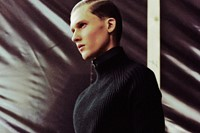 Backstage at Juun J. AW14