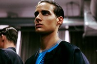 Emporio Armani SS15 Mens collections, Dazed backstage