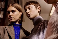 Carven AW18 pfw fashion backstage