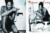 Naomi Campbell Baby Woman album 1994
