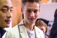 Backstage at 3.1 Phillip Lim AW14