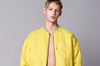 Acne Studios SS15 Mens collections, Dazed