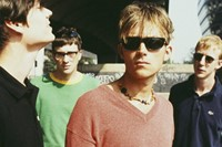 The Westway, 1995, Blur (c) Getty Images