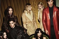 Givenchy AW14 campaign
