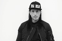 Rick Owens wears all clothes by Rick Owens, 'Ima R