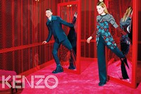 Kenzo AW14 campaign