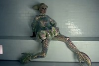 Lady Gaga Armadillo boots Bad Romance