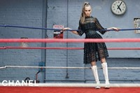 Chanel AW14 campaign