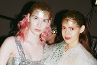 Ashish Fashion in Motion V and A Backstage 19