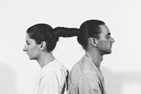 Marina Abramovic 'Relation in Time' 1977 Courtesy: