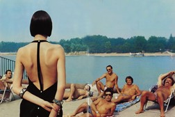 From Pages from the Glossies Helmut Newton